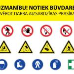 Drošības zīmes