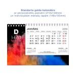 Standarta galda kalendārs