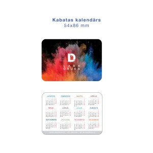 Kabatas kalendārs
