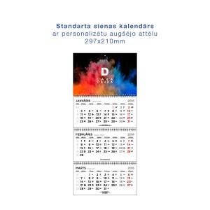 Standarta sienas kalendārs