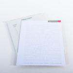 Piezīmju papīrs A4